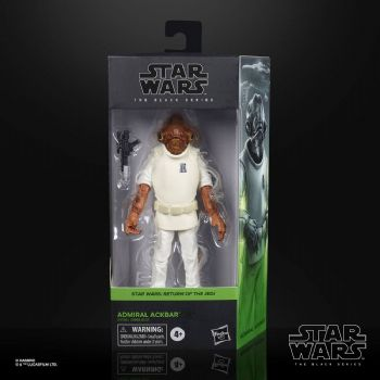 Star Wars The Black Series 2020 Admiral Ackbar Figure